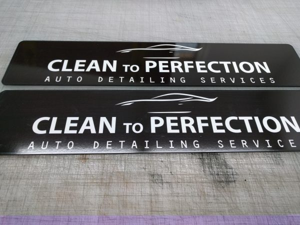 Showroomplaten Clean to Perfection