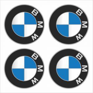 Wielnaaf stickers BMW