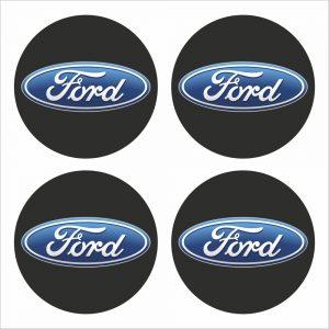 Wielnaaf stickers Ford