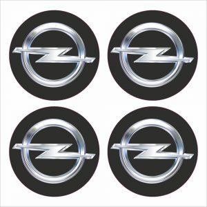 Wielnaaf stickers Opel