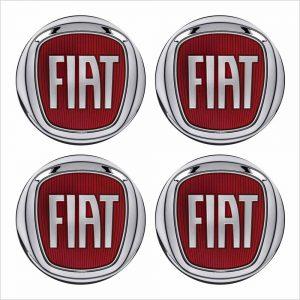 Wielnaaf stickers Fiat